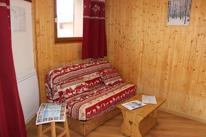 REINE BLANCHE 57 / 2 ROOMS CABIN 4 PERSONS - 2 BRONZE SNOWFLAKES - VTI