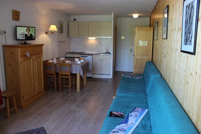 TROIS VALLEES 515 / 1 room 3 people