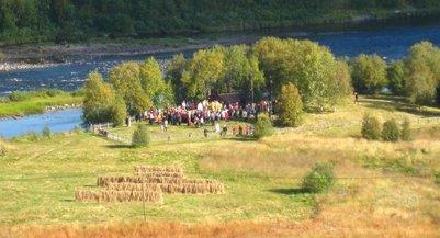Sightseeing Neiden og svipptur til Finland