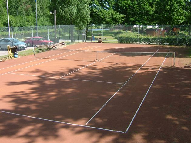 © Fridafors Fritidscenter, Tennisbana Fridafors Fritidscenter