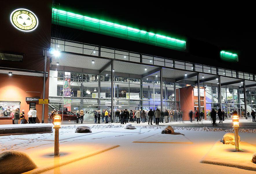 Läkerol Arena