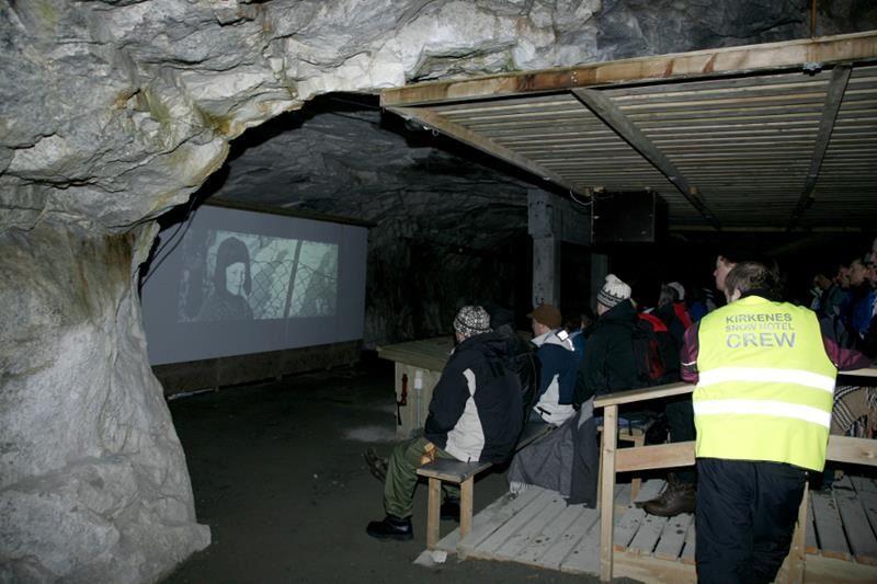 © Geir Moen, Andersgrotta Bomb shelter WW2