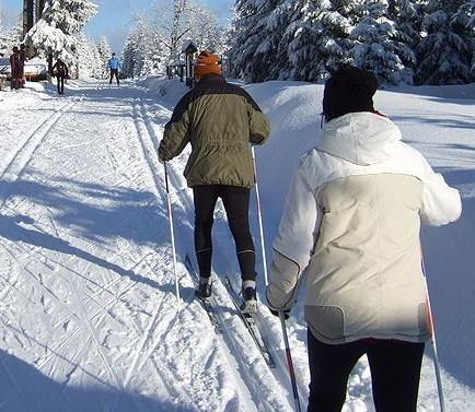 Kirkenes Snowhotel Cross-country skiing 2 hour