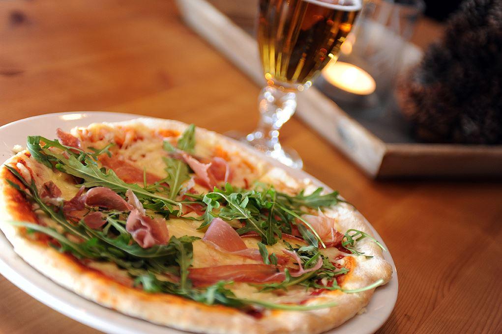 Pizza på Gaiastova