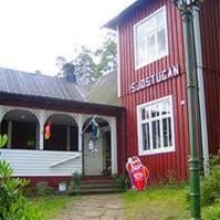 FOTO: Vittsjö vattenskidklubb, Café Sjöstugan
