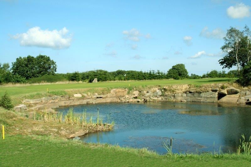 Rø Golfbanor, New course