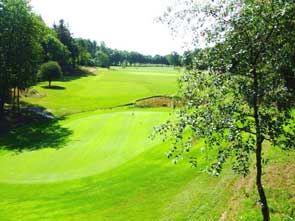 Bornholms Golf Klub i Rønne