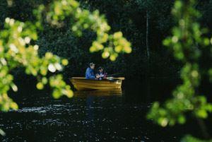 Fishing permits for Helgasjön (the Helga Lake) Fish Conservation Association