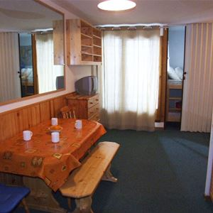 CIMES DE CARON 1200 / 2 rooms 4 people