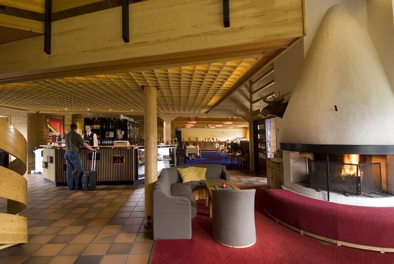 © Rica Hotels, Scandic Karasjok