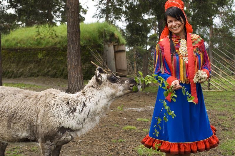 Sapmi Park - en samisk kulturpark