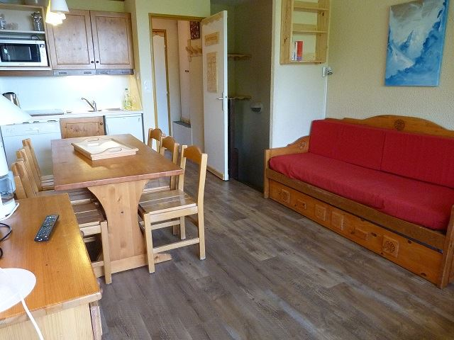 2 Rooms 6 Pers ski-in ski-out / BOEDETTE D 817