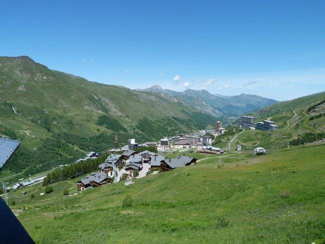 Studio 4 Pers skis aux pieds / NECOU 404