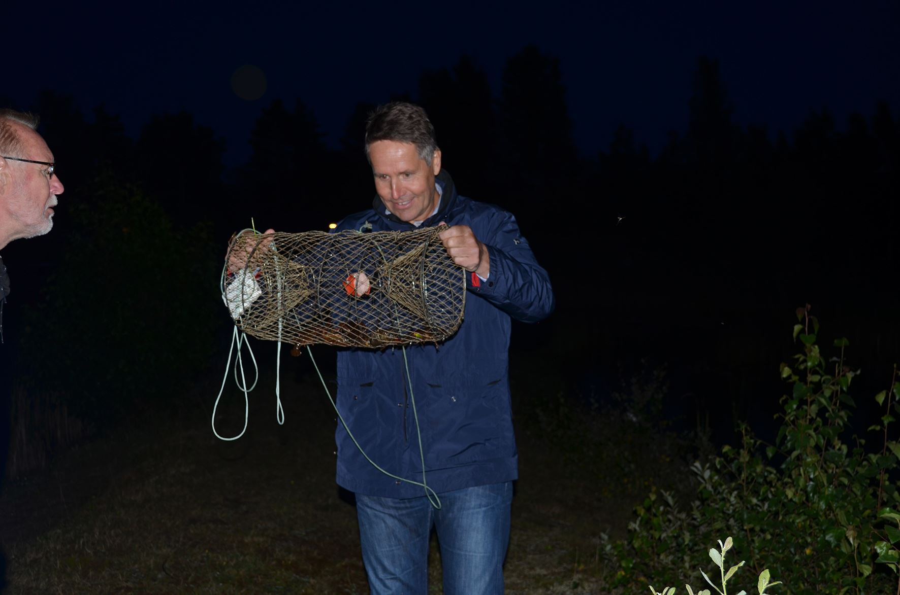 Sjöhorvan's crayfish
