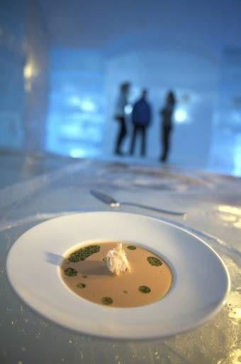 © Sorrisniva AS, Restaurant Laksestua i Sorrisniva Alta