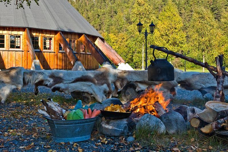 © Sorrisniva AS, Restaurant Laksestua in Sorrisniva Alta