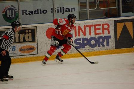 Icehockey Mora IK - Luleå HF