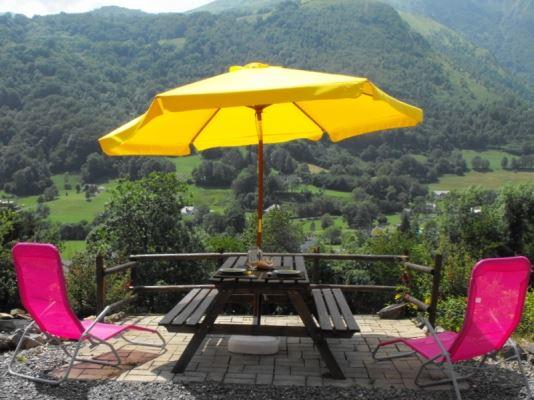 MVA63 - Maison de montagne avec vue sur le Val d'Azun