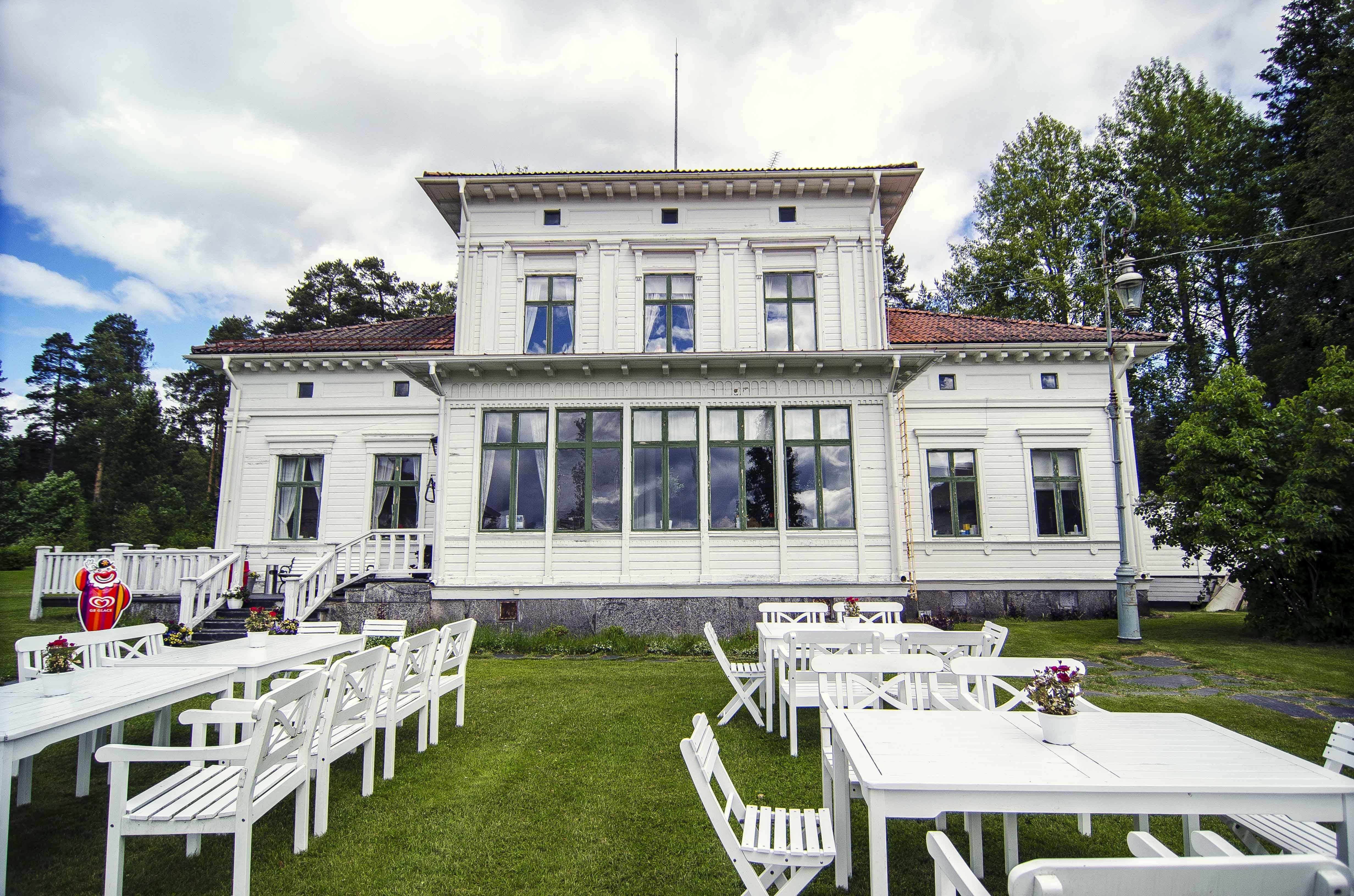 Olofsfors herrgård -  konferens
