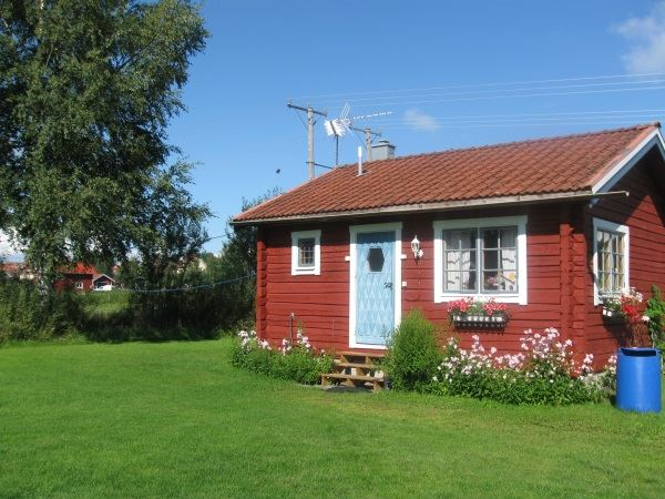 Siljansnäs Camp site and cottages