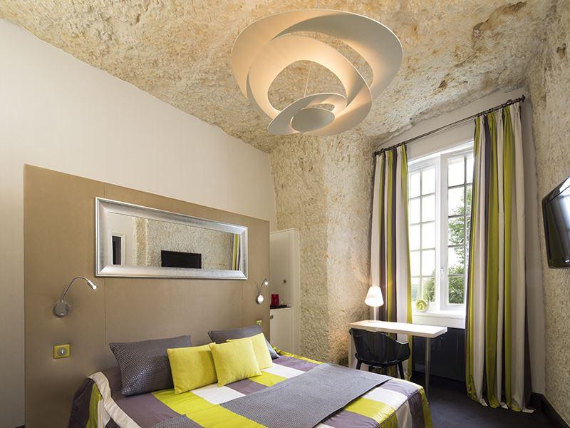 © ©Les Hautes Roches , HOTEL LES HAUTES ROCHES