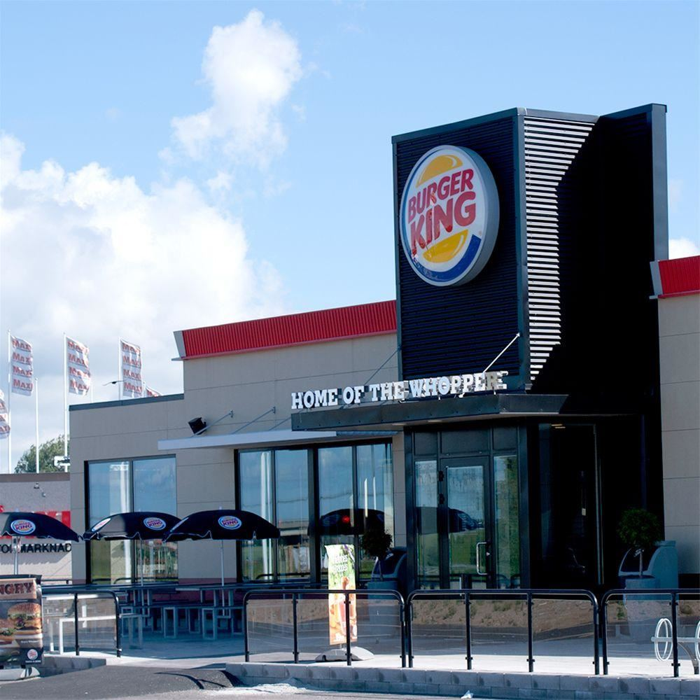 foto Sebastian Olsson, Burger King