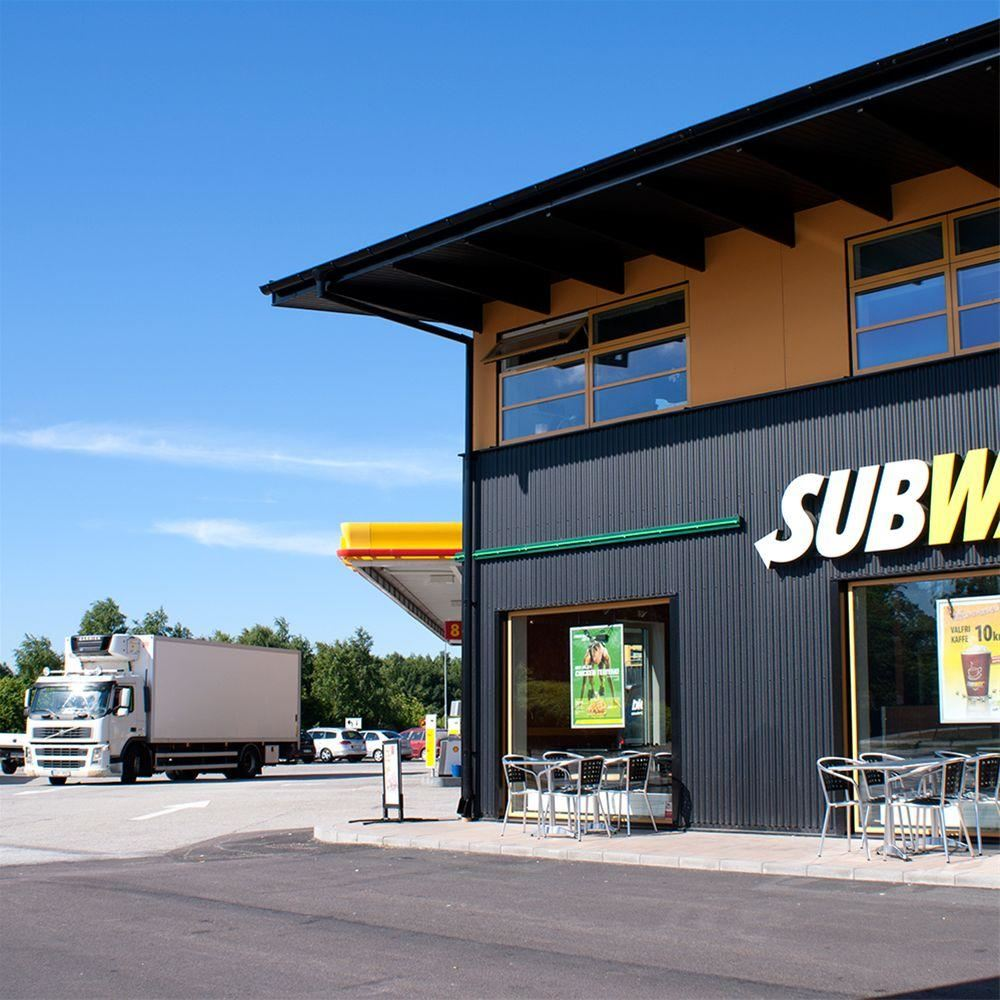 foto Sebastian Olsson, Subway