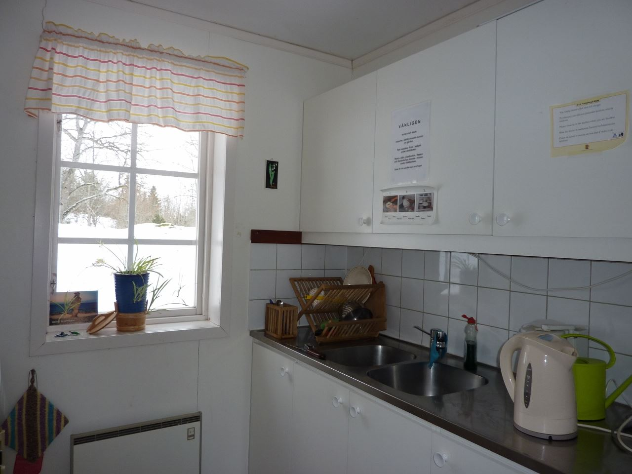 Gammel-Gränome, STF Hostel
