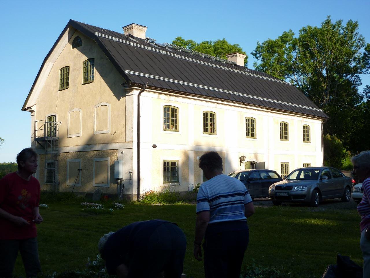 Gammel-Gränome, STF Gästehaus