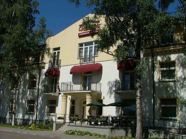 Hotell Vilmaja