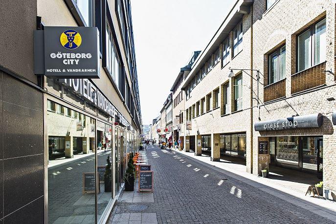 Göteborg City, STF Hotell