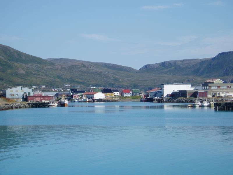 Deap sea fishing and hunting at Søroya