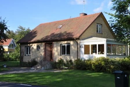 Fiskarvillan - Haus zu vermieten in Grisslehamn