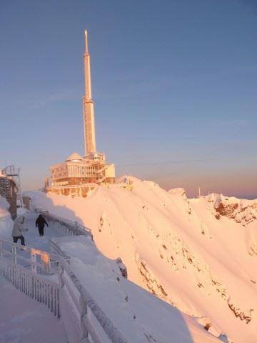 Visite au Pic du Midi
