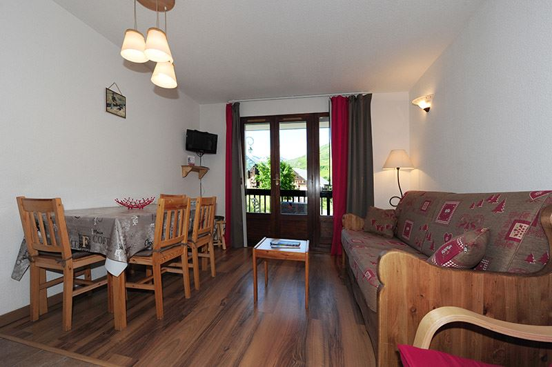 2 Rooms 4 Pers ski-in ski-out / BALCONS D'OLYMPIE 217