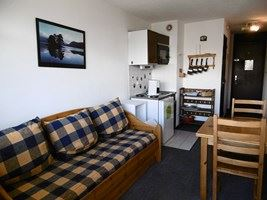 LA VANOISE 558 / 1 room 2 people