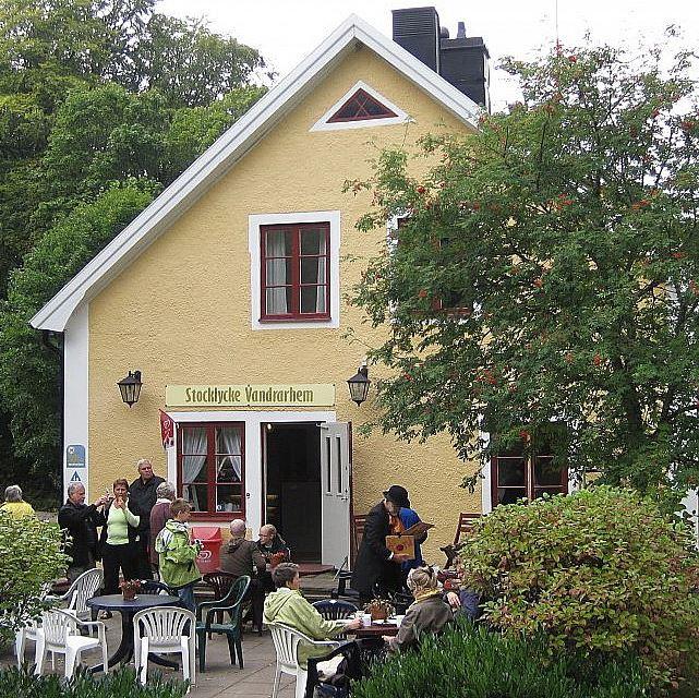 STF Stocklycke, Omberg – Youth Hostel