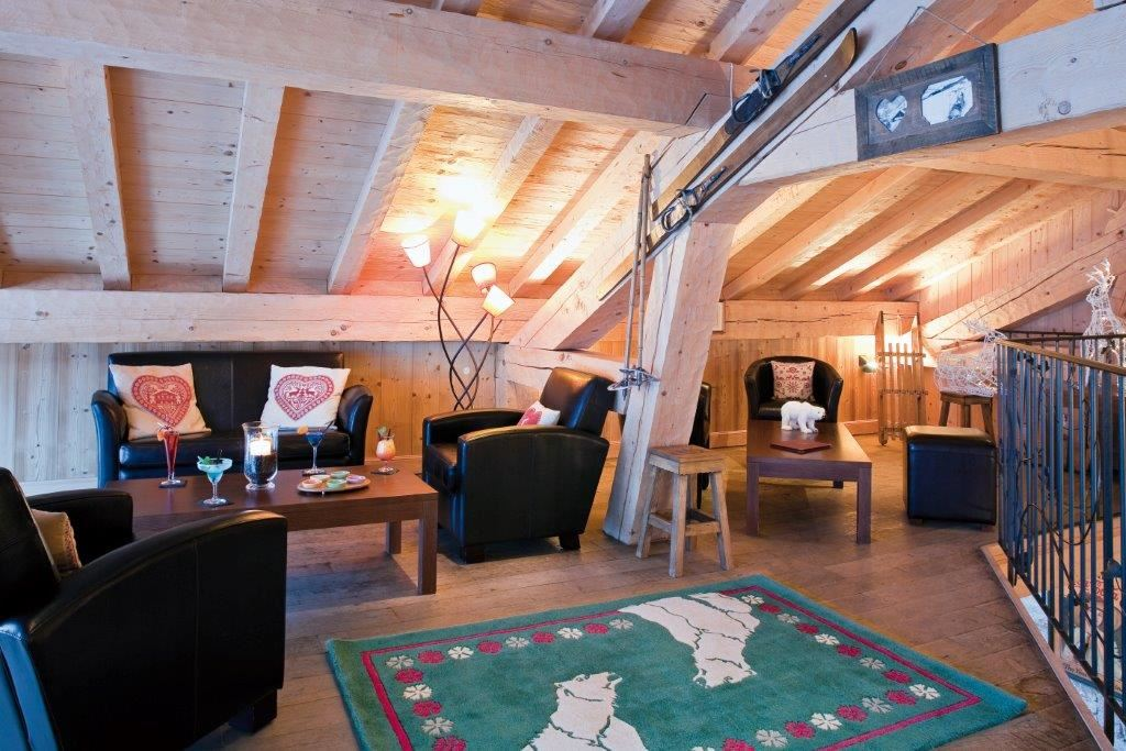 Hotel ski-in ski-out / HOTEL OURS BLANC (4 Snowflakes