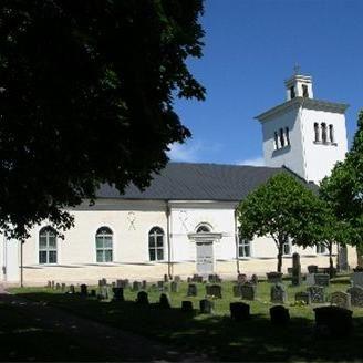 Adelövs kyrka och församlingshem