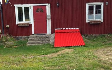 Stor stuga i Långnäs-mellan Mönsterås-Timmernabben