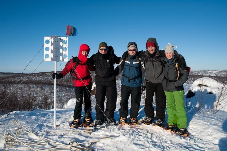Finnmark Activity Week with Turgleder