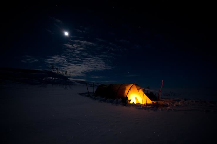 © Turgleder, Finnmark Platau Skiing Expedition with Turgleder