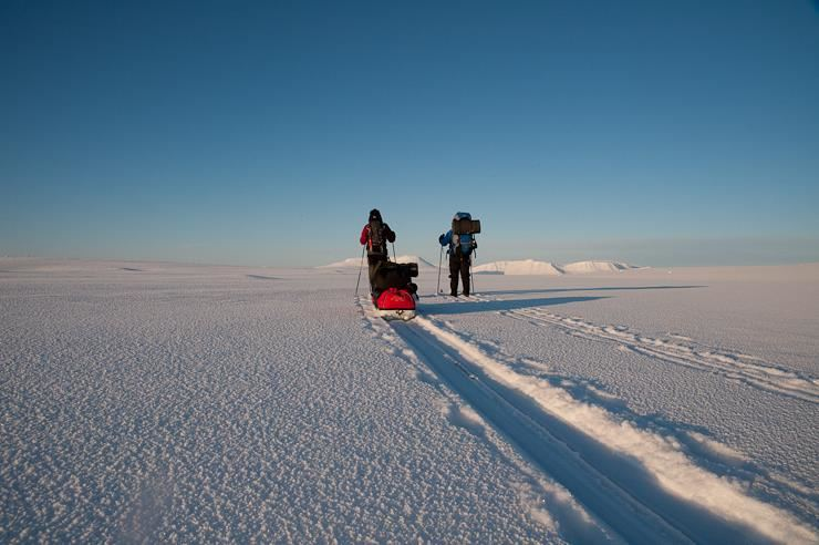 Finnmark Plateau Skiing Holiday