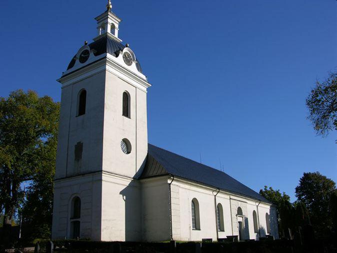Josephine Tranheden, Linderås kyrka