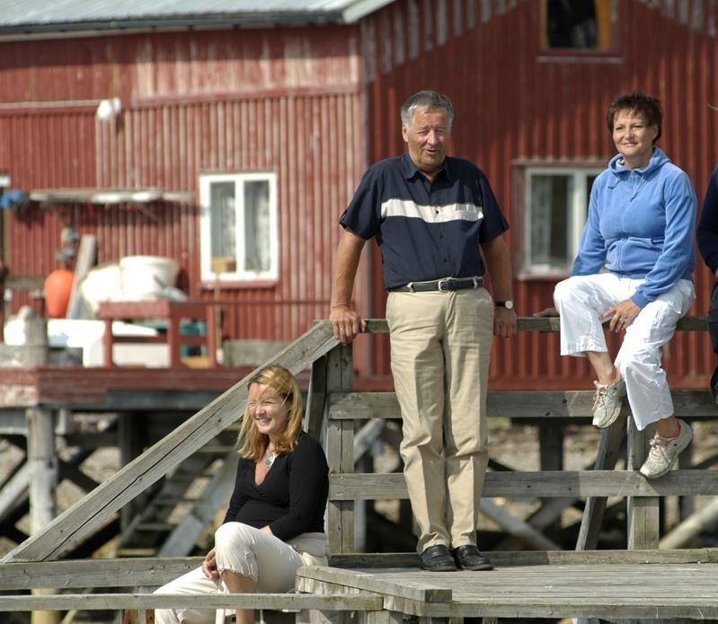 © Trym Ivar Bergsmo, Tourist Information in Vadsø