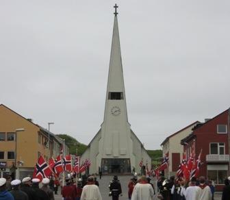 Gunnhild S. Engstad,  © Gunnhild S. Engstad, Vardø kirche