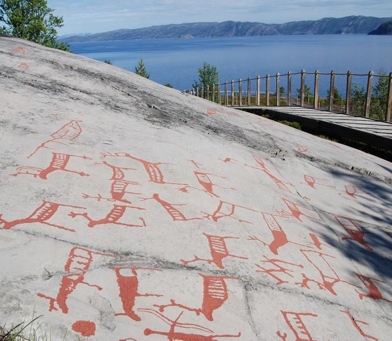 © Kjersti Bang, Alta Museum - World heritage Rock art centre