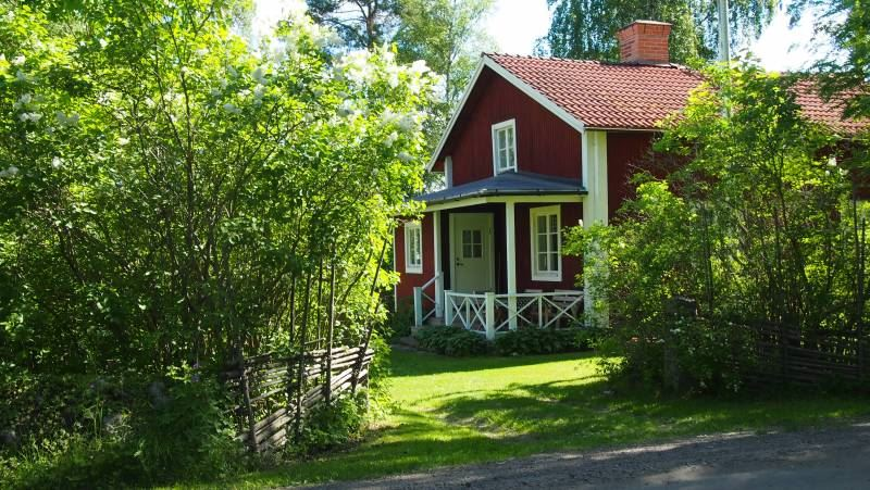 Cottage in Hälsingland