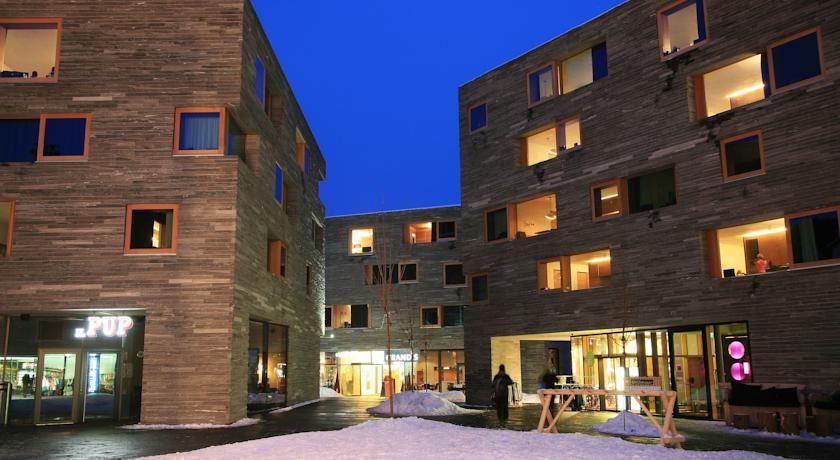 Leilighet for opp til 4 personer med 3 rom på Rocksresort - Laax