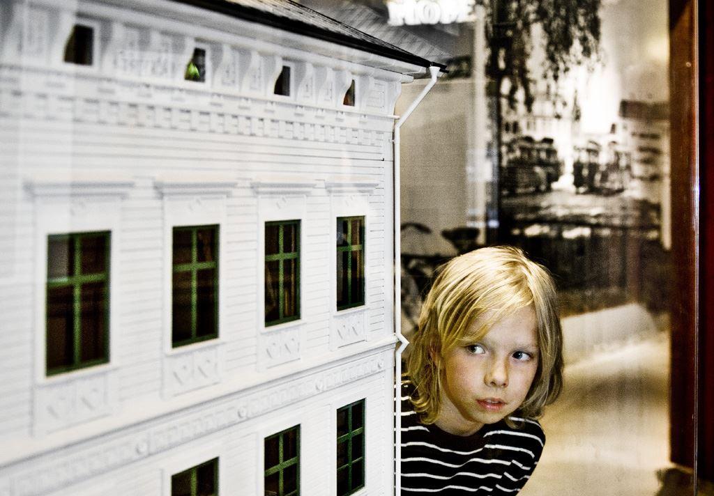 Krister Hägglund, Stadshistoria